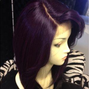 Accessories - Purple Wig